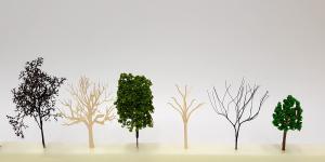 Drzewka na makiecie, krzewy i zieleń. Kupić czy zrobić? Czy to takie trudne?