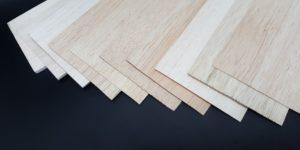 Balsa- materiał idealny? Czy warto robić makiety architektoniczne z balsy?